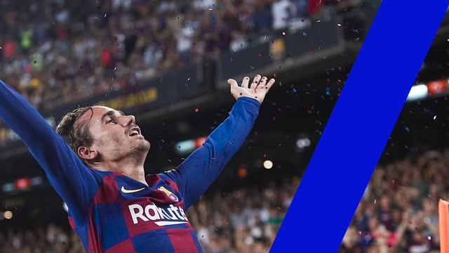 Barça, finalmente il vero Griezmann: i numeri