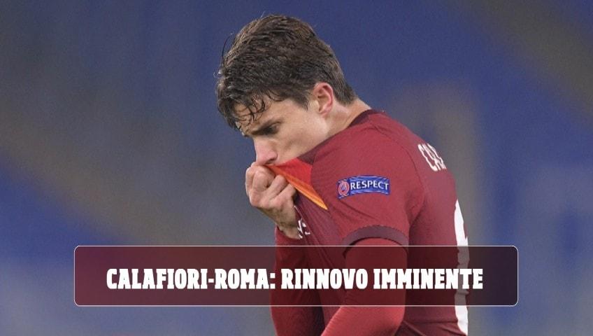 Calafiori-Roma: il rinnovo è ormai fatto