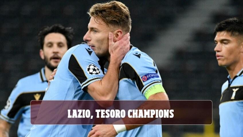 Lazio, tesoro Champions League: ecco quanto ha già guadagnato