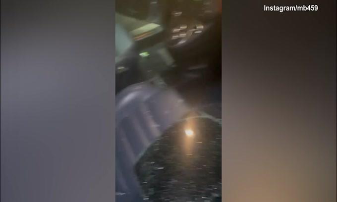 Auto danneggiata nella notte per Balotelli: il video dell'attaccante