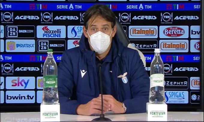 """Simone Inzaghi: """"Abbiamo dimostrato carattere"""""""