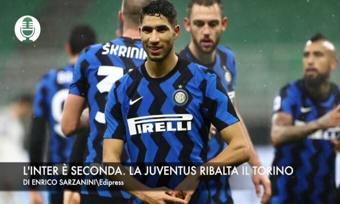 L'Inter è seconda. Juve, il derby è tuo