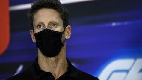 F1, Grosjean rinuncia ad Abu Dhabi. Wolff: