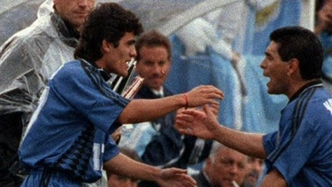 Maradona, Ortega racconta: