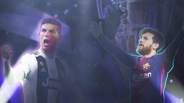 Barcellona-Juventus, Messi contro Ronaldo