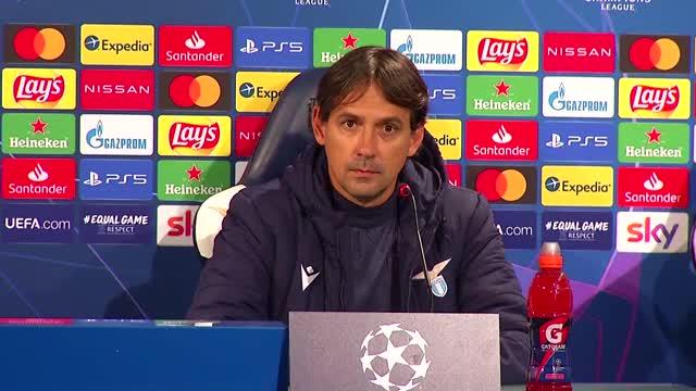 """Inzaghi: """"Con il Bruges è come una finale"""""""