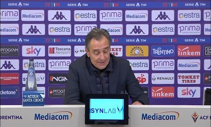 """Prandelli: """"Gol di Pjaca? Borja Valero ha un piede gonfio come un melone.."""""""