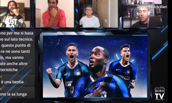 """Cassano contro Lukaku: """"Non sarà mai un campione"""""""