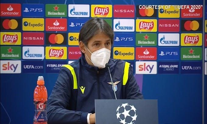 """Simone Inzaghi: """"La gara con il Dortmund ci ha dato fiducia"""""""