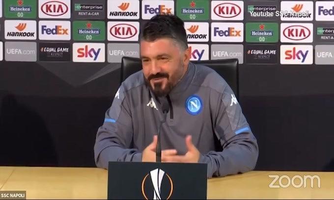 """Gattuso: """"Rinnovo? Fatevi i caz... vostri"""""""