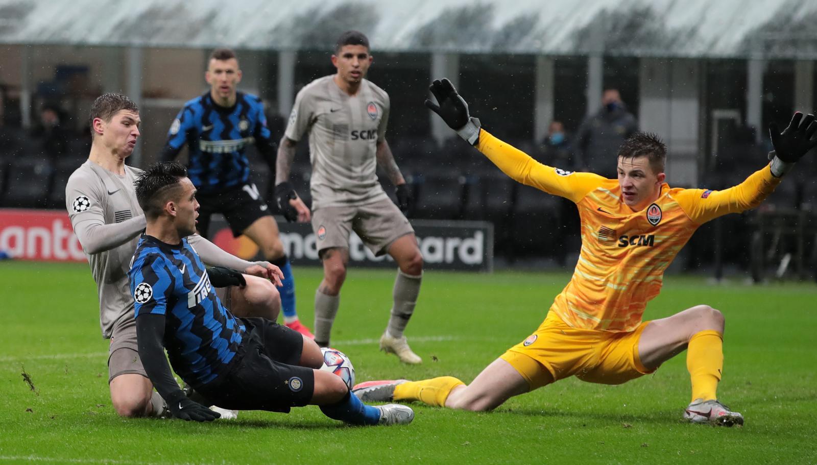 Conte saluta la Champions: solo 0-0 tra Inter e Shakhtar