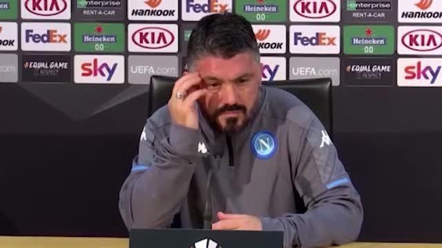 """Gattuso sul rinnovo: """"Fatevi i c***i vostri!"""""""