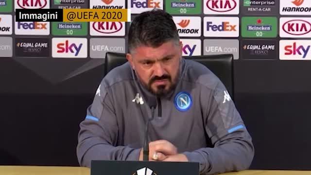 """Gattuso e lo stadio Maradona: """"Emozione, pressione e responsabilità"""""""