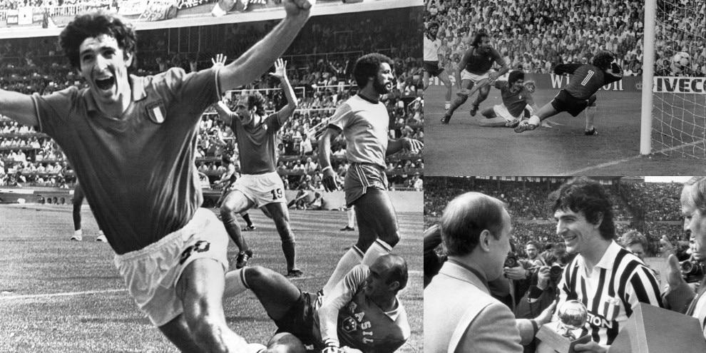 Paolo Rossi, dall'esplosione al Vicenza alla Juve: addio all'eroe del Mundial '82