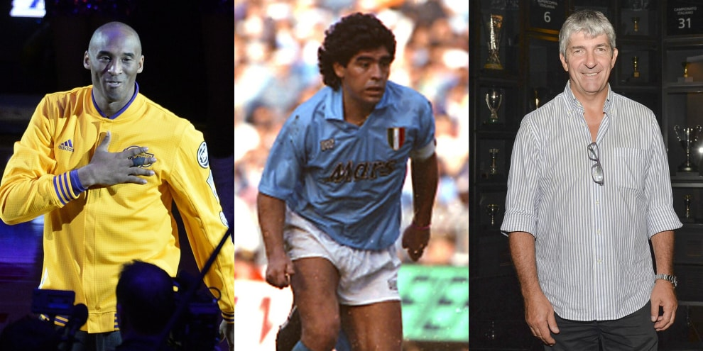 Da Kobe Bryant a Paolo Rossi: 2020 annus horribilis anche per lo sport