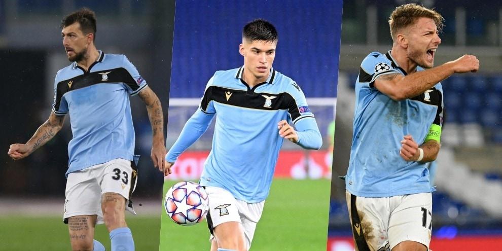 Lazio stanca: ecco i 10 giocatori più utilizzati da Inzaghi