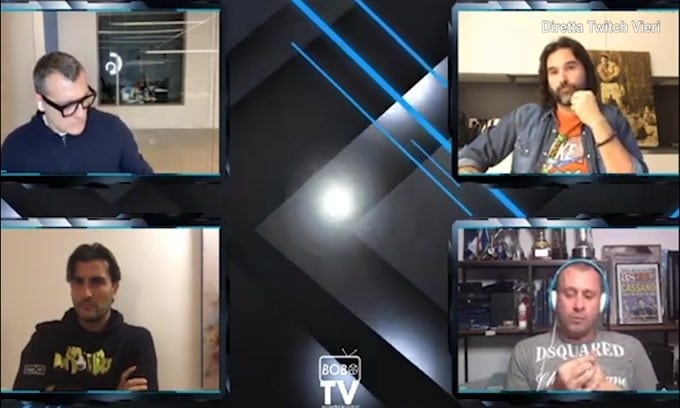 """Cassano contro Conte: """"Ha massacrato Eriksen e Godin.."""""""