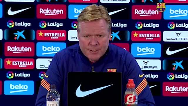 """Koeman sulla Juve: """"0-3 che brucia ma a Torino..."""""""