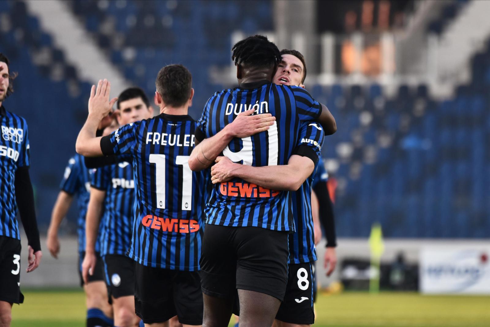Atalanta, vittoria con Gomez e Ilicic in panchina: 3-0 alla Fiorentina