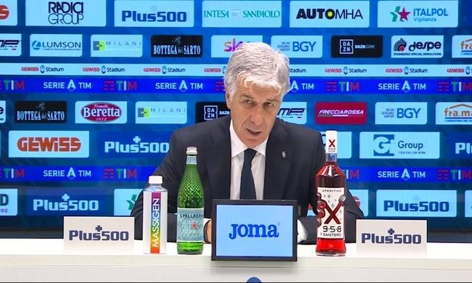 "Gasperini: ""Gomez? Mi serviva vedere Malinovskyi"""