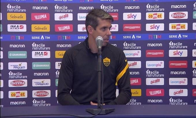 "Roma, Nuno Campos: ""Attraversiamo un buon momento"""
