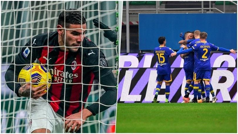 Milan cuore e classe contro il Parma: Hernandez show, imbattibilità salva