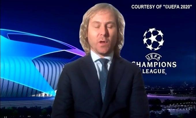 """Nedved: """"Con il Porto come con il Barca"""""""