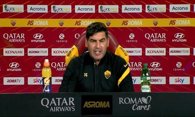"""Fonseca: """"Perché solo la Roma gioca di giovedì?"""""""