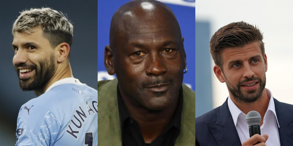 Ronaldo, De Rossi, Michael Jordan, Aguero e altri: ecco che hanno in comune