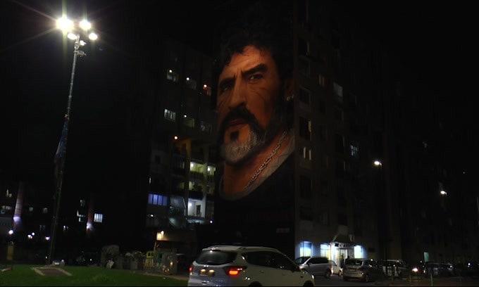 """Il documentario sta arrivando """"Cosa ha ucciso Maradona?"""""""