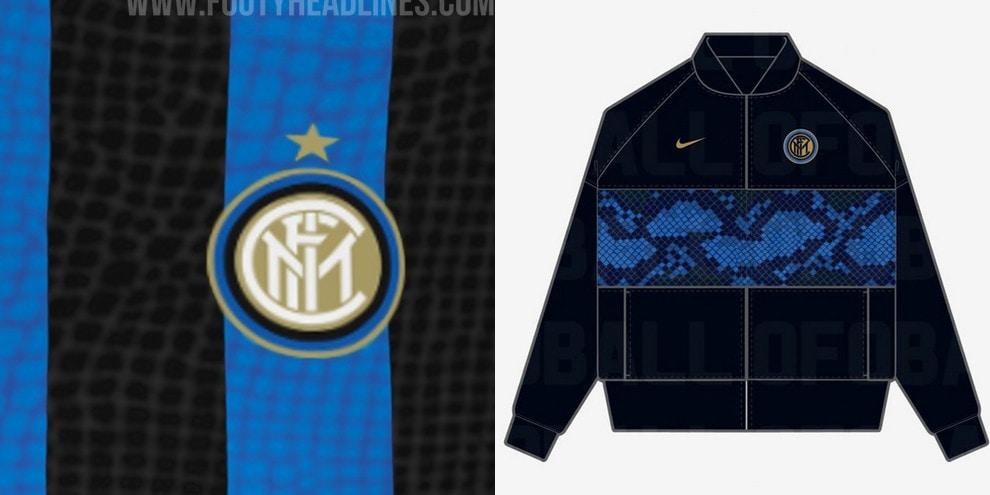 Inter, riecco le squame di serpente per la maglia 2021-22