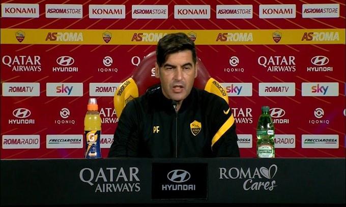 "Fonseca: ""Dzeko sta bene e lavora per la squadra"""