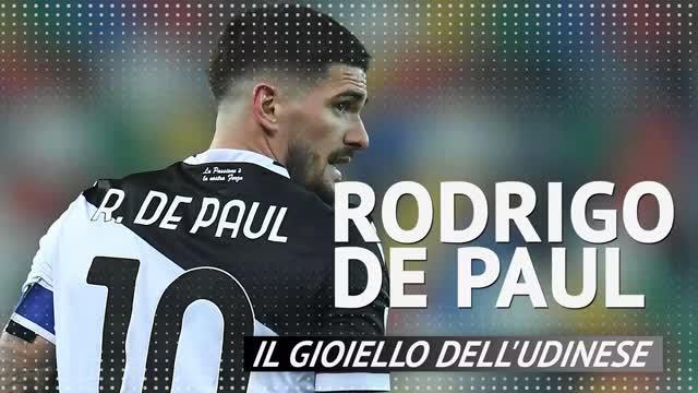 Rodrigo De Paul, gioiello dell'Udinese