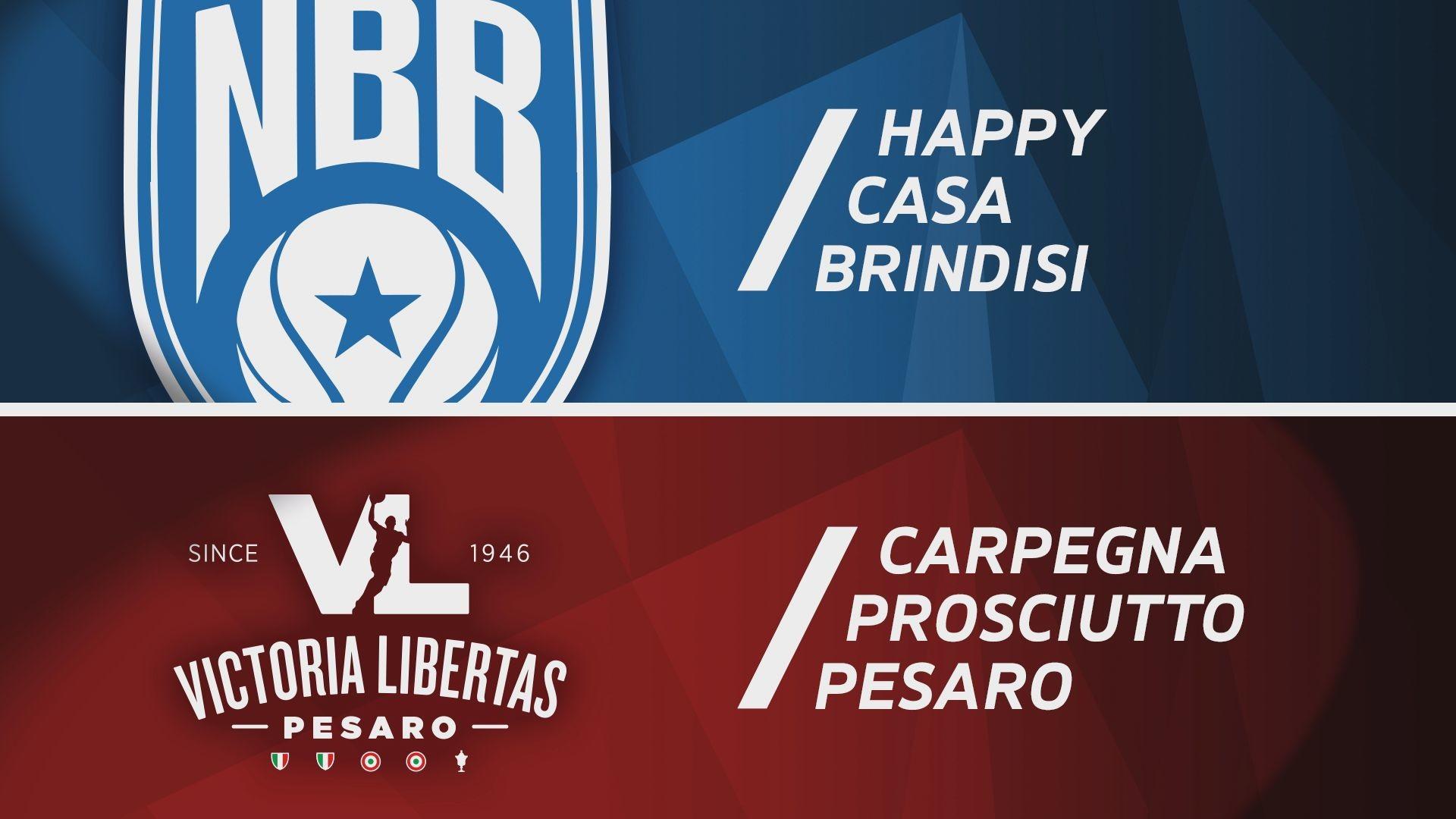 Happy Casa Brindisi - Carpegna Prosciutto Pesaro 81-92