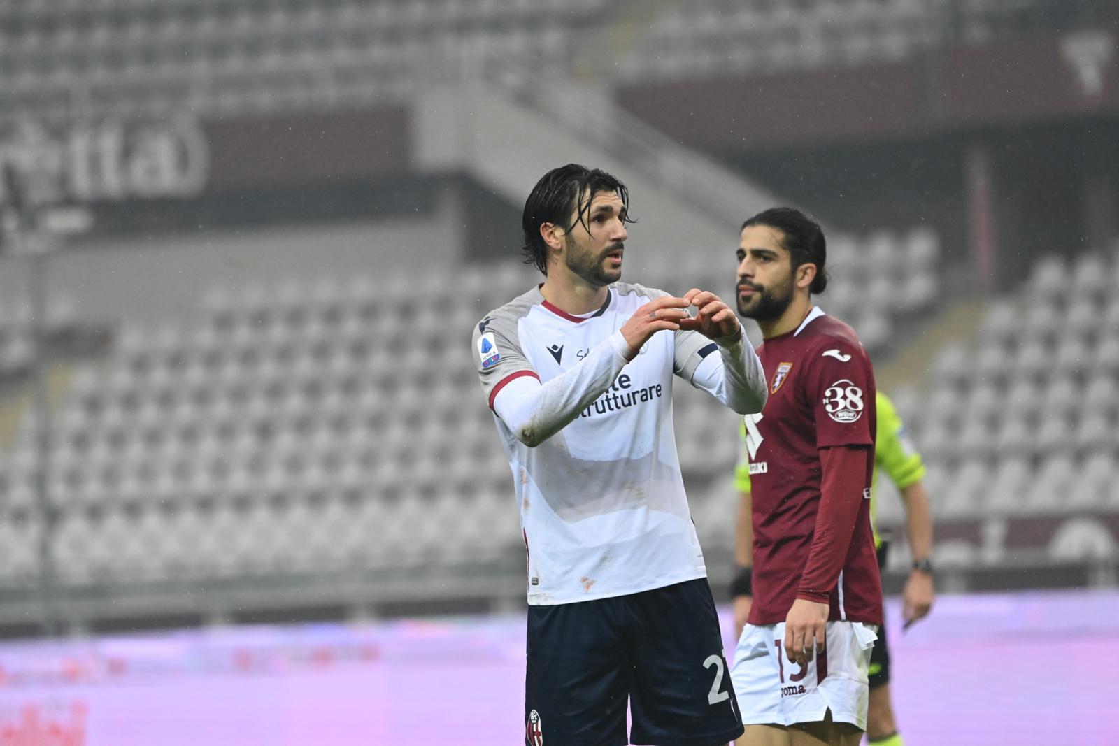 Grinta Mihajlovic, il Bologna strappa un punto d'oro al Torino con Soriano