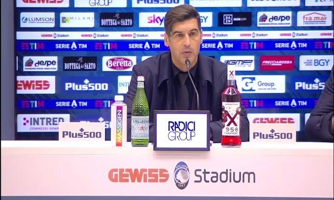 """Fonseca: """"Difficile vincere quando dai le partite"""""""