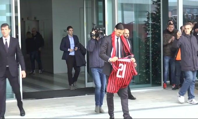 Sanremo chiama Zlatan Ibrahimovic