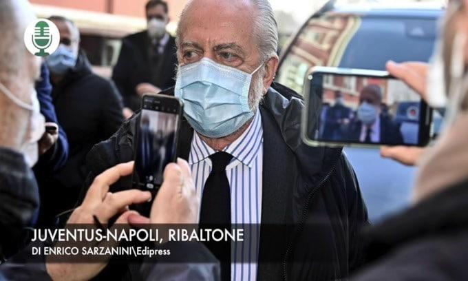 Juventus-Napoli, ribaltone