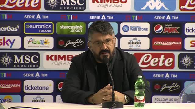 """Gattuso dopo il pari con il Torino: """"Abbiamo le ruote sgonfie"""""""