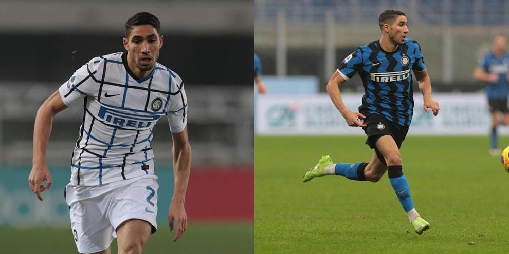 Hakimi, l'Inter si gode la sua nuova freccia