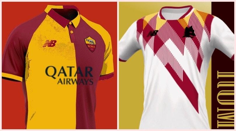 Roma, nuovo sponsor tecnico: ecco le ipotesi New Balance