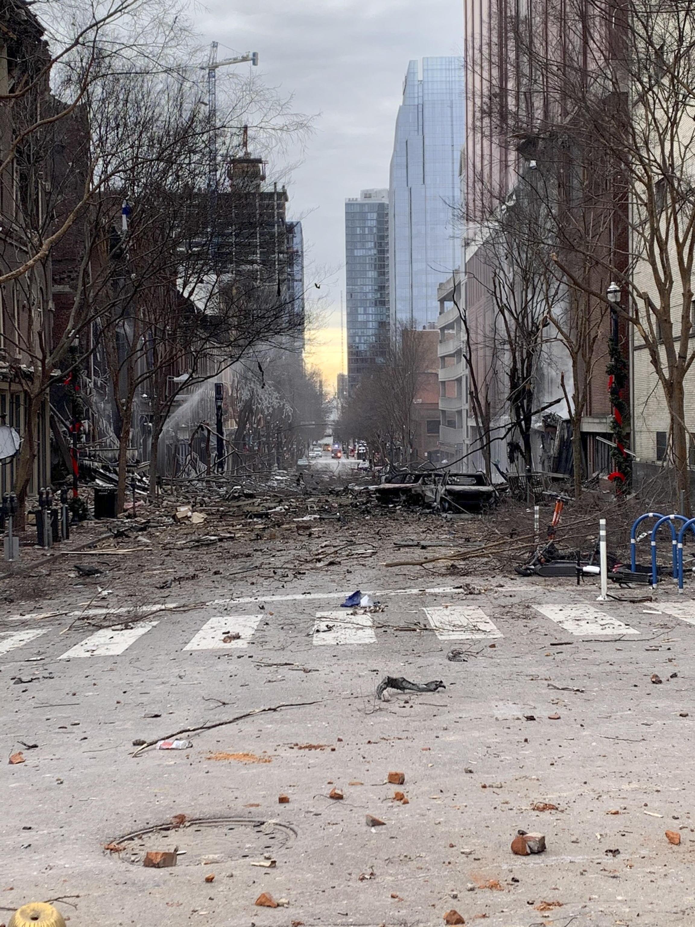 214336846 8837ebfc 45d5 4bf7 987e 709c8612aaae - Esplosione Nashville, è caccia ai responsabili