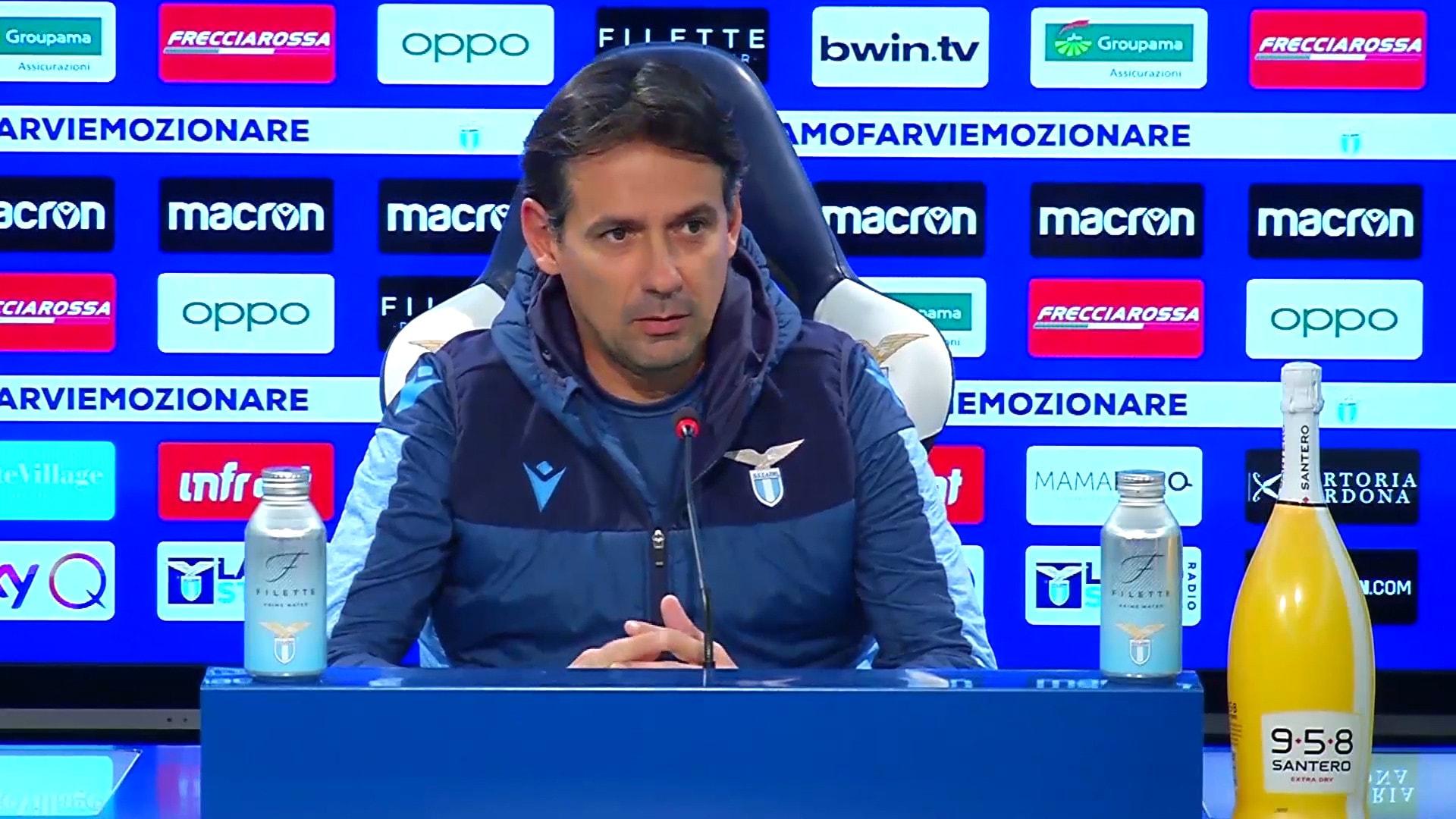 Lazio-Inzaghi: prove di rinnovo
