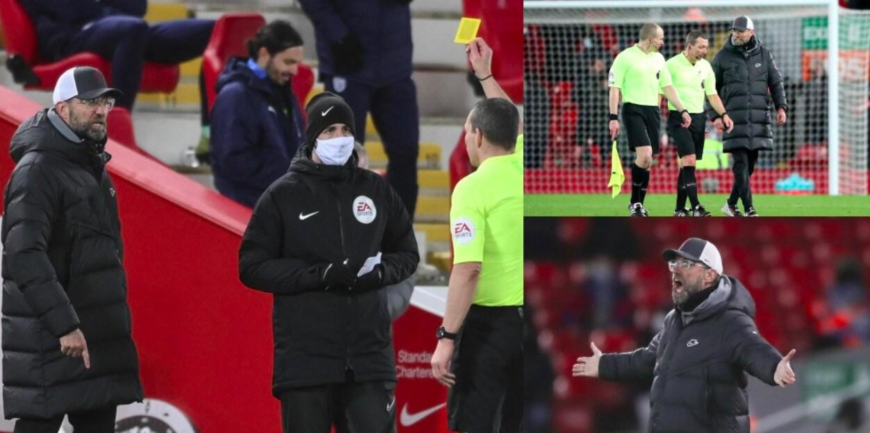 Liverpool, Klopp furioso contro gli arbitri