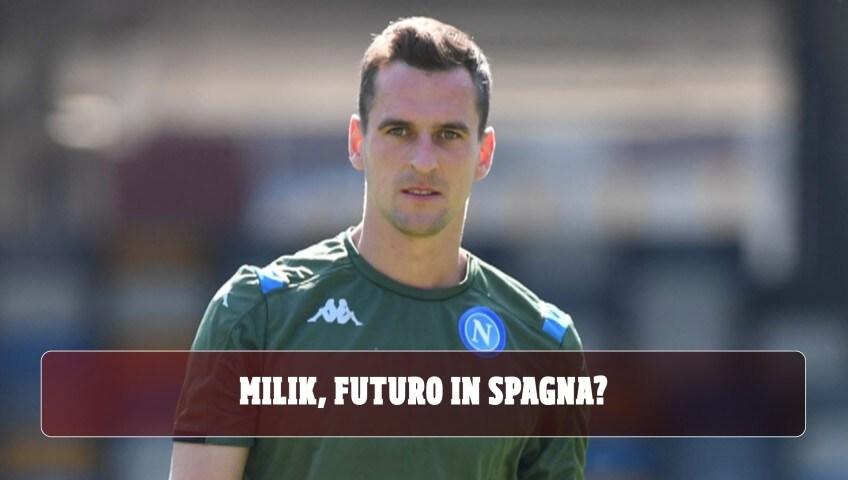 """Milik in pole per sostituire Diego Costa all'Atletico Madrid"""