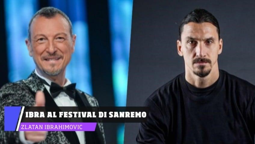 Festival di Sanremo, ufficiale la presenza fissa di Ibrahimovic