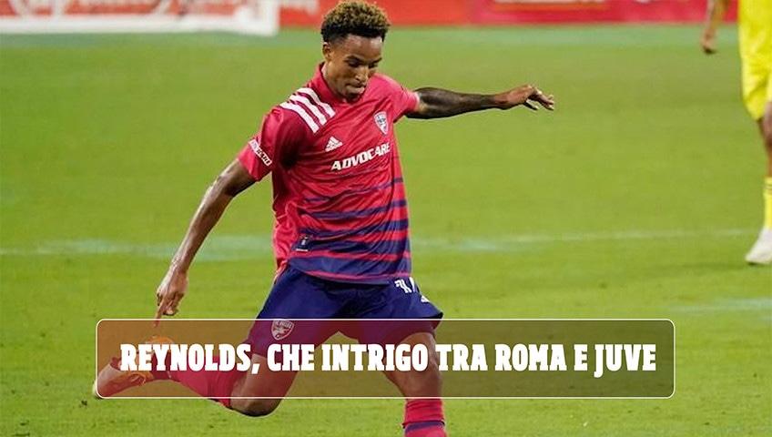 Reynolds, che intrigo tra Roma e Juve! C'è anche il Cagliari