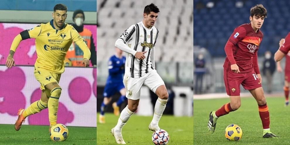 Serie A, da Morata a Villar: i calciatori con più crescita di valore di mercato
