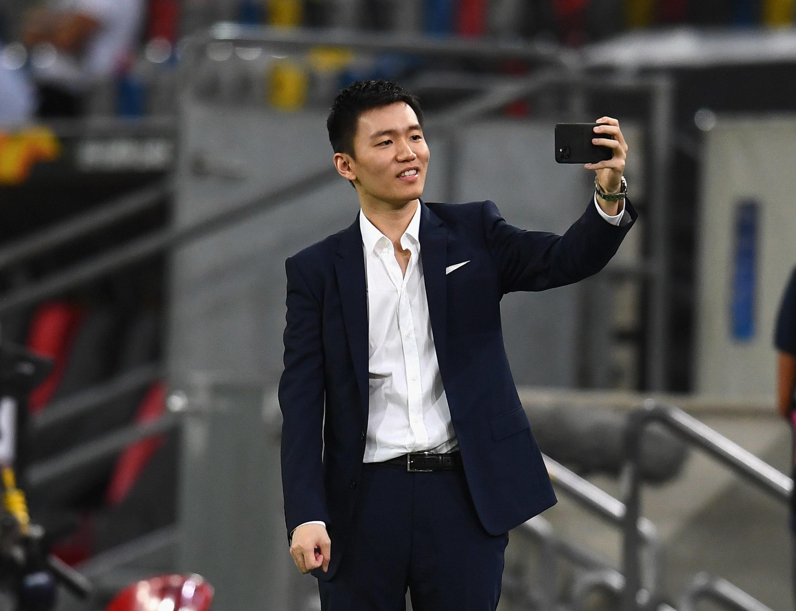 Inter, Zhang può lasciare. Lazio-Inzaghi, rinnovo più vicino