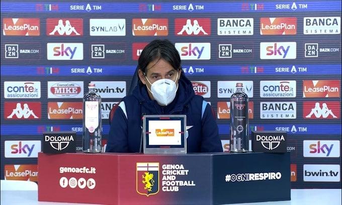 """Simone Inzaghi: """"Il rinnovo non è un problema"""""""